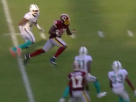 Jeremy Sprinkle makes sweet catch for first down