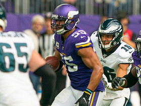 Vikings force Ertz fumble, Anthony Barr recovers