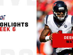 Deshaun Watson's best plays vs. Chiefs | Week 6