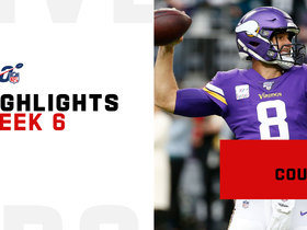 Best throws from Kirk Cousins' 333-yard game | Week 6
