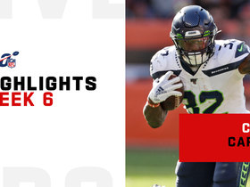 Best plays from Chris Carson's 124-yard game | Week 6