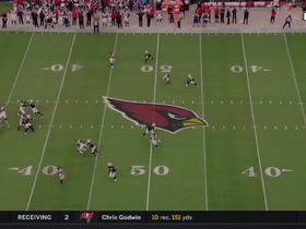 Matt Ryan hits Austin Hooper in stride for 22-yard gain