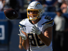 Rivers slings 19-yard dart to Hunter Henry on first play from scrimmage