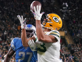 Can't-Miss Play: Rodgers tosses first fourth-quarter TD of 2019