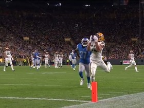 Allen Lazard steps up for Packers in the clutch