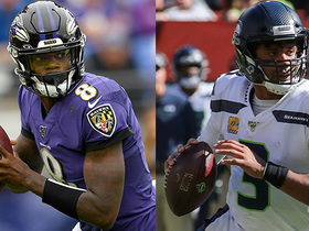 Can Jackson keep pace with Wilson in Week 7?