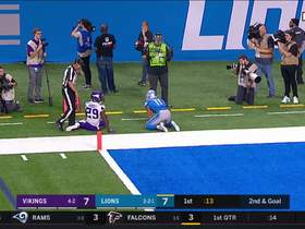 Matthew Stafford slings dime to Marvin Jones for 2nd TD of the day