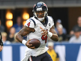 Deshaun Watson dazzles on lightning-quick 19-yard scramble