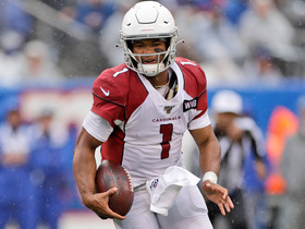 Personal foul turns Kyler Murray scramble into 15-yard pickup
