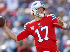Josh Allen hits John Brown for 20-yard TD to give Bills fourth-quarter lead