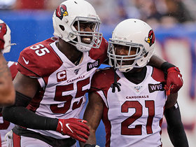 Patrick Peterson delivers CLUTCH fourth-down strip-sack late for Cards' D
