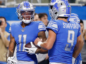 Marvin Jones continues unstoppable performance with FOURTH TD grab