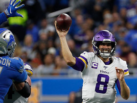 Kirk Cousins dials LAUNCH CODES to Stefon Diggs for clutch 66-yard completion