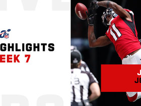 Julio Jones every catch vs. Rams, Jalen Ramsey | Week 7