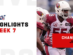 Chandler Jones' best plays vs. the Giants | Week 7