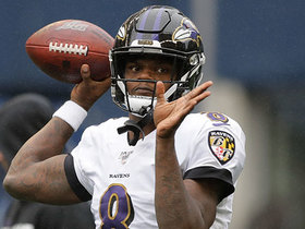 Can't-Miss Play: Lamar Jackson LAUNCHES 50-yard dime to Boykin