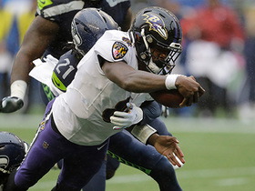 Ravens dial up QB keeper with Lamar Jackson for fourth-down TD