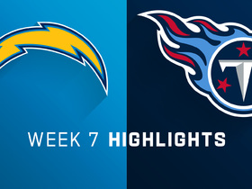 Chargers vs. Titans highlights | Week 7