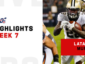 Latavius Murray's best plays from 119-yard game | Week 7