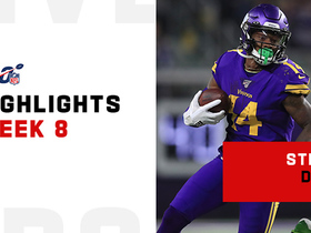 Every Stefon Diggs catch vs. Redskins | Week 8