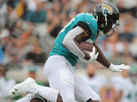 Can't-Miss Play: Ferrari Fournette! RB explodes for 66 yards on first carry