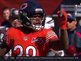 Bears kicker doinks field goal off upright