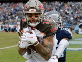 Mike Evans becomes Bucs' all-time receptions leader on TD