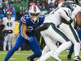 Bills' defense comes up BIG with sack on Wentz