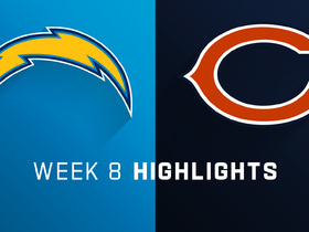 Chargers vs. Bears highlights | Week 8