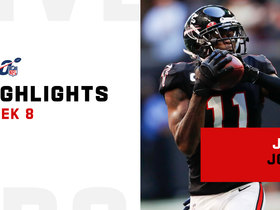 Every catch from Julio Jones' 152-yard game | Week 8