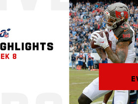 Every catch from Mike Evans' historic game vs. Titans | Week 8