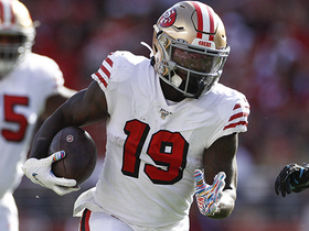 Deebo Samuel takes 49ers' sneaky trap play in for 20-yard TD