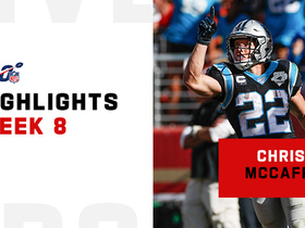 Christian McCaffrey's best plays against the 49ers | Week 8