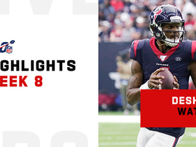 Deshaun Watson's most unbelievable plays vs. Oakland | Week 8