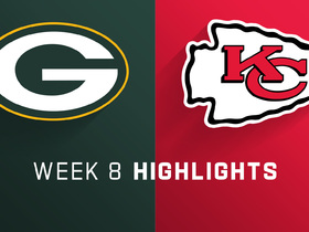 Packers vs. Chiefs highlights | Week 8
