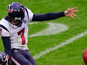 Texans score first points in London with 52-yard FG