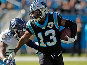 Adoree' Jackson chases down Panthers' double reverse for 7-yard TFL