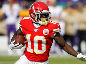 Can't-Miss Play: Tyreek Hill's FILTHY move sets up 30-yard catch