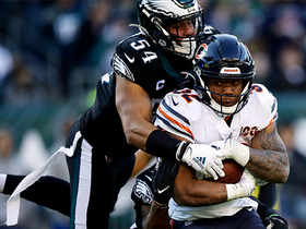 Bears' play design leaves David Montgomery WIDE OPEN for 30-yard grab