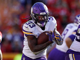 Dalvin Cook enters red zone on 22-yard catch-and-run