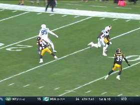 Steven Nelson's defensive PI penalty gives Colts key first down late