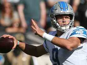 Matthew Stafford rips fastball throw to Marvin Jones for fourth-down TD