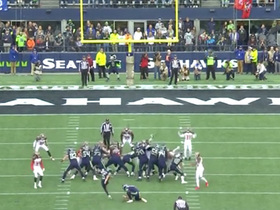 Jason Myers nails 37-yard FG to bring Seahawks even