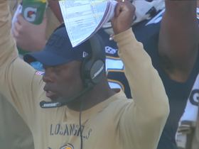 Anthony Lynn's gutsy fourth-down call results in Melvin Gordon's second TD