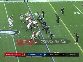 Rasheem Green runs back Jameis Winston's fumble for huge 'Hawks turnover