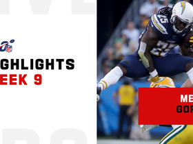 Best plays from Melvin Gordon's two-TD game | Week 9