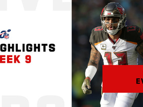 Every catch from Mike Evans' 180-yard day | Week 9