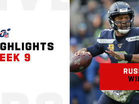 Russell Wilson's top throws vs. the Buccaneers | Week 9