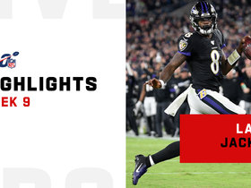 Ravens' most innovative plays vs. Patriots | Week 9