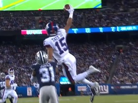 Can't-Miss Play: Golden Tate's one-hand SNAG is OBJ-esque
